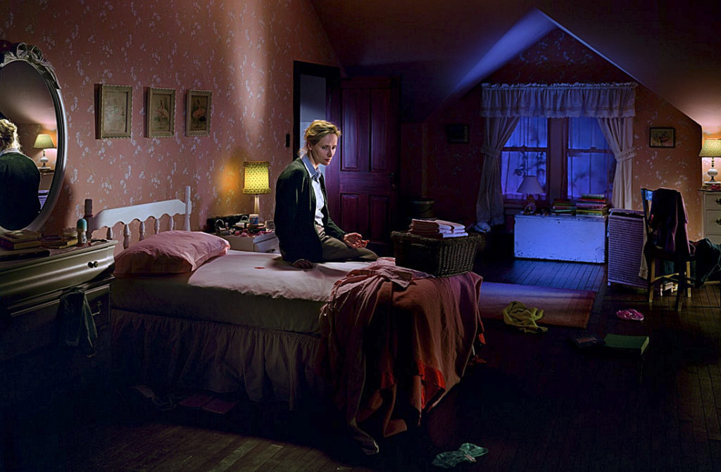 Gregory Crewdson, pepe calvo, hunter art magazine,