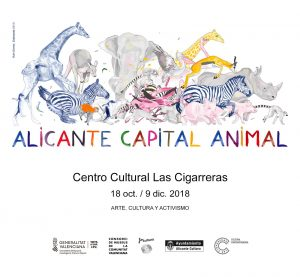 alicante capital animal, pepe calvo, hunter art magazine,