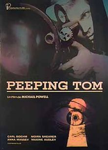 peeping tom, hunter art magazine,