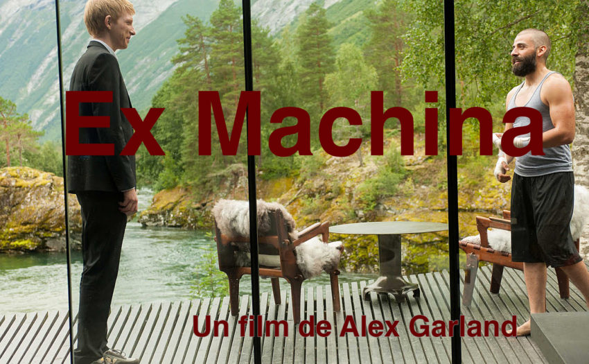 Alex Garland, Ex-machina, Pepe Calvo, Hunter art magazine,