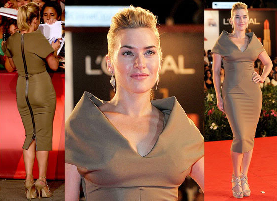 Kate Winslet, hünter art magazine, pepe calvo,