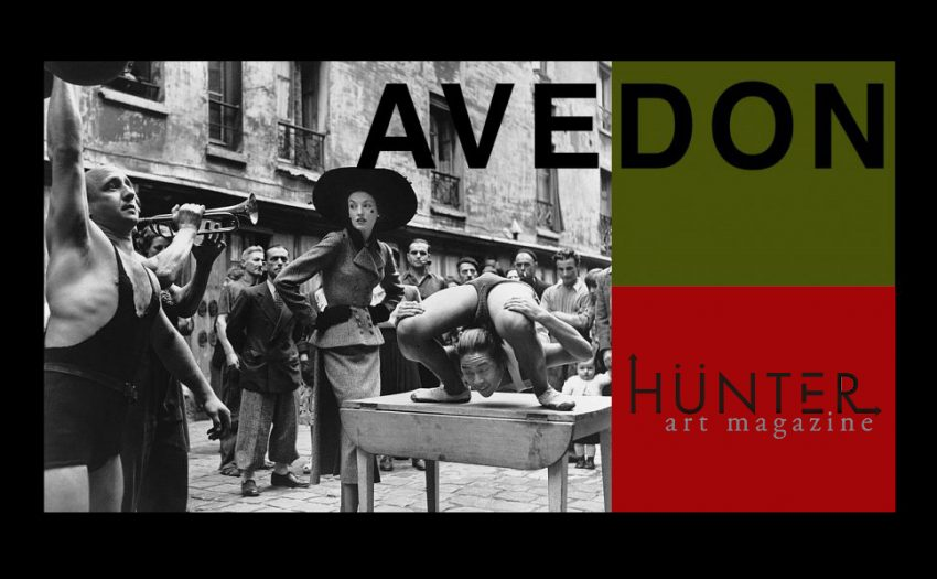 In The American West Avedon, Pepe Calvo, Hunter art magazine,