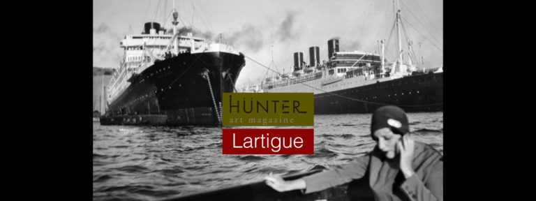 Jacques Henri Lartigue, pepe calvo, hünter art magazine,
